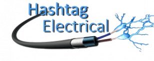 Hashtag Electrical logo